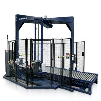 Lantech SL Automatic Pallet Wrapping System
